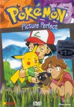 Pokemon vol 17 Picture perfect DVD