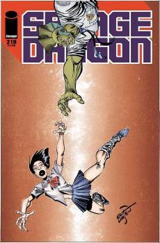 SAVAGE DRAGON #218 (MR)