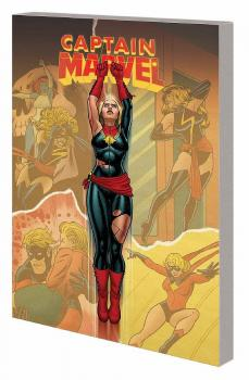 CAPTAIN MARVEL EARTHS MIGHTIEST HERO TP VOL 02