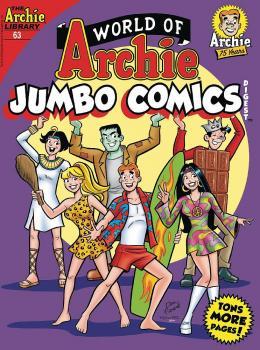 WORLD OF ARCHIE JUMBO COMICS DIGEST #63