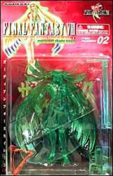Final Fantasy 8 Guardian force series 1 clear figures Siren