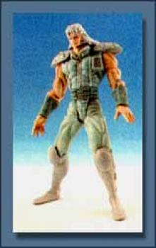 Fist of the North star action figures Rei