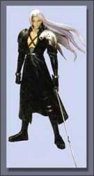 FF7 Sephiroth Resin statue