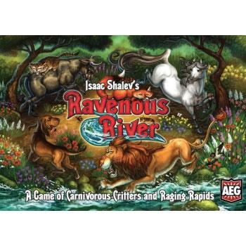 Ravenous River Card Game