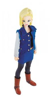 Dragonball Z D.O.D. Dimension of Dragonball PVC Figure - Android 18