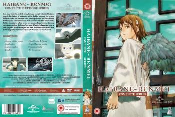 Haibane Renmei Complete Collection DVD UK