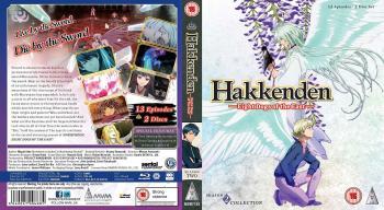 Hakkenden - Eight Dogs of The East Season 02 Blu-Ray UK
