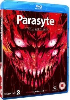 Parasyte The Maxim Part 02 Blu-Ray UK