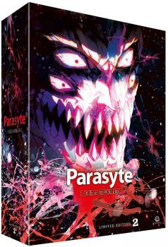 Parasyte The Maxim Part 02 Blu-Ray UK Deluxe Edition