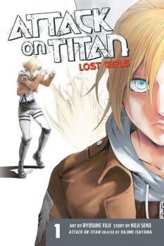 Attack on Titan Lost Girls vol 01 GN Manga