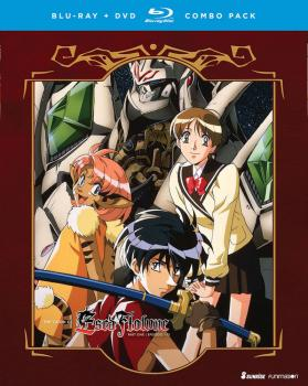The Vision Of Escaflowne Part 01 Blu-Ray/DVD