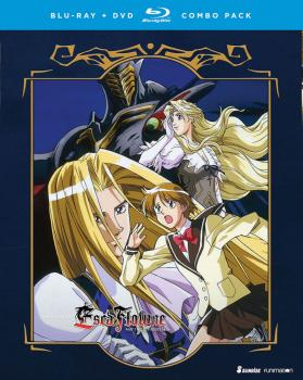 The Vision Of Escaflowne Part 02 Blu-Ray/DVD