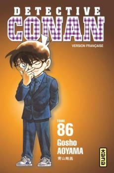 Detective Conan tome 86