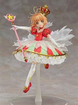 Cardcaptor Sakura PVC Figure - Kinomoto Sakura 1/7