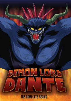 Demon Lord Dante Complete Collection DVD