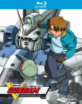 Mobile Suit V Gundam Collection 01 Blu-Ray