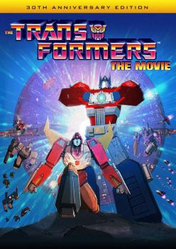 Transformers Movie 30th Anniversary Edition Blu-Ray