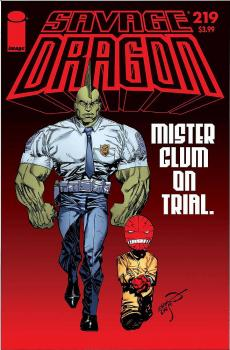 SAVAGE DRAGON #219 (MR)
