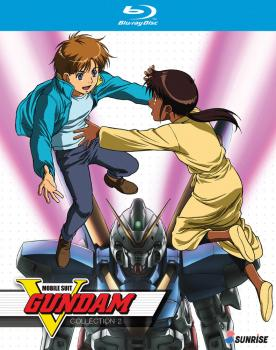 Mobile Suit V Gundam Collection 02 Blu-Ray