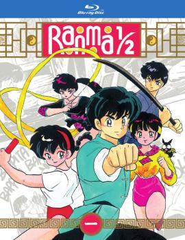 Ranma 1/2 TV Set 01 Blu-Ray Regular Edition