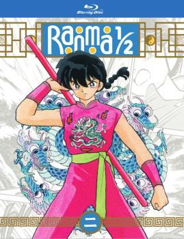 Ranma 1/2 TV Set 02 Blu-Ray Regular Edition