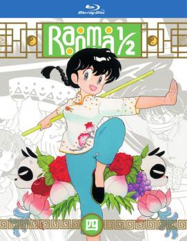Ranma 1/2 TV Set 04 Blu-Ray Regular Edition