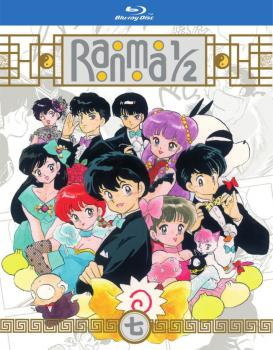 Ranma 1/2 TV Set 07 Blu-Ray Regular Edition