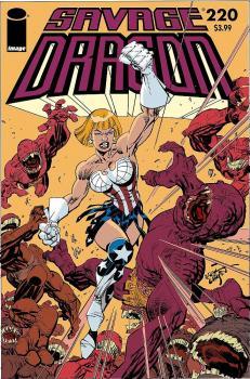 SAVAGE DRAGON #220 (MR)