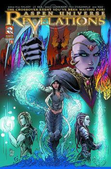 ASPEN UNIVERSE REVELATIONS #5 R/I COVER (KEN MARION VARIANT)