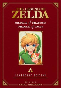Zelda Legendary Edition vol 02 GN Manga