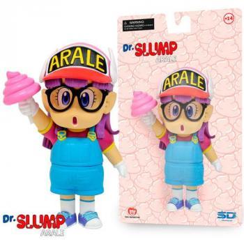 Dr. Slump Mini Figure - Arale