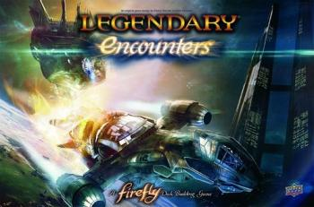 Legendary Encounters Deck Building Game - Firefly Core Set