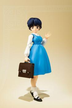Ranma 1/2 S.H. Figuarts Action Figure - Akane Tendo
