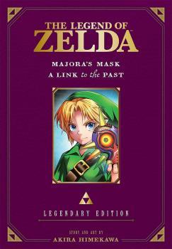 Zelda Legendary Edition vol 03 GN Manga