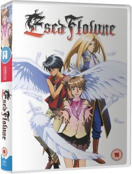 Escaflowne Ultimate Edition DVD UK