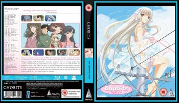 Chobits Complete Collection Blu-Ray UK