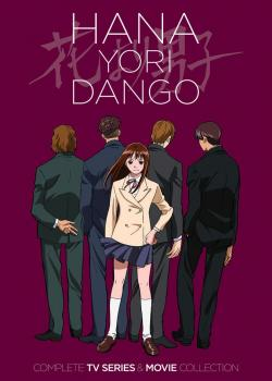 Hana Yori Dango TV Series & Movie DVD