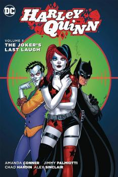 HARLEY QUINN TP VOL 05 THE JOKERS LAST LAUGH