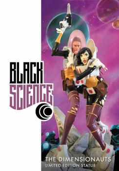 BLACK SCIENCE LTD ED STATUE