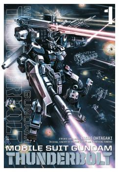Mobile Suit Gundam Thunderbolt vol 01 GN Manga HC