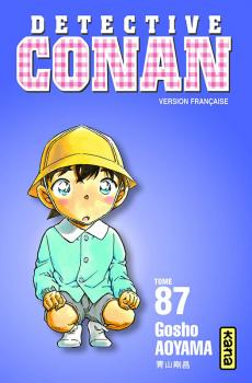 Detective Conan tome 87