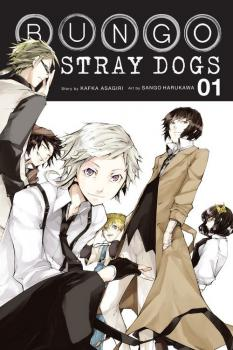 Bungou Stray Dogs vol 01 GN Manga