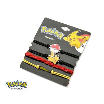 POKEMON JEWELRY ARM PARTY BRACELET SET