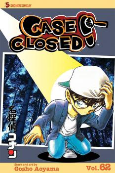 Detective Conan vol 62 Case closed GN