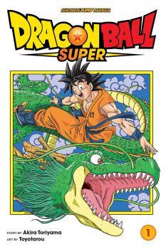 Dragon Ball Super vol 01 GN Manga