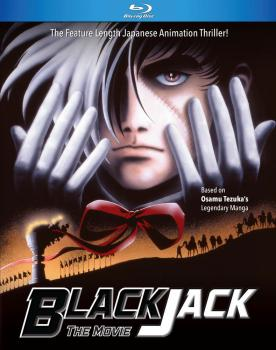 Black Jack The Movie Blu-Ray