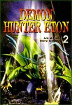 Demon hunter Eton vol 2 GN