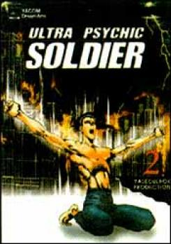 Ultra psychic soldier vol 2 GN