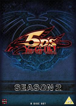 Yu-Gi-Oh 5Ds Season 02 (Episodes 65-97) DVD UK