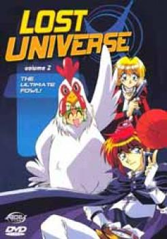 Lost universe vol 2 DVD